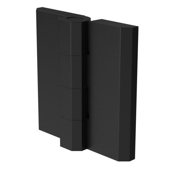 50mm Polyamide lead hinge front view