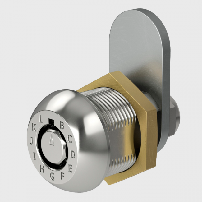Series T48 cam lock