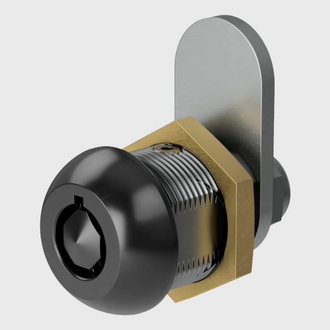 Series T8 cam lock