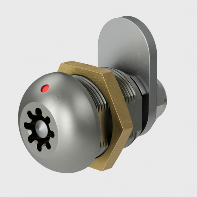 Series 63 Cam Lock NEW Brass Cam Lock with our flagship, patented <I><strong>AXIAL</strong></I> mechanism<br>